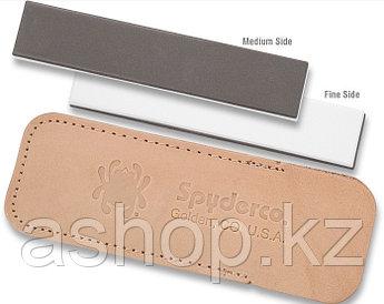 Точило для ножа Spyderco Doublestuff, Цвет: Бело-коричневый, Упаковка: Розничная, (303MF)