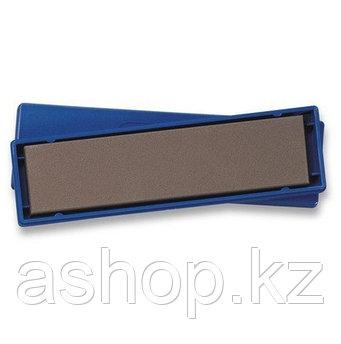 Точило для ножа Spyderco Bench Stone Medium, Цвет: Сине-коричневый, Упаковка: Пластиковая коробка, (302M)