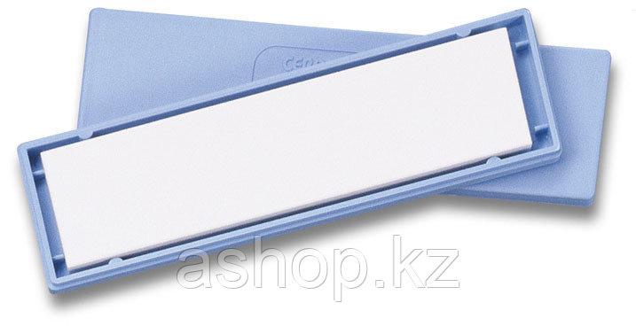 Точило для ножа Spyderco Spyderco Fine Bench Stone, Цвет: Бело-голубой, Упаковка: Пластиковая коробка, (302F)