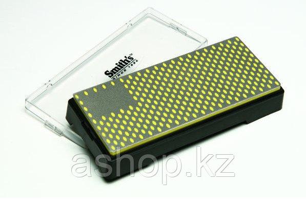Точило для ножей и других инструментов Smith`s Diamond Bench Stone 6 - Coarse, Цвет: Чёрно-жёлтый, Упаковка: Б