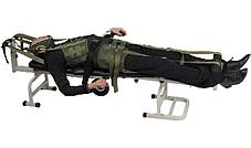 Тракционный стол до 120 кг. для растяжения позвоночника, фото 3