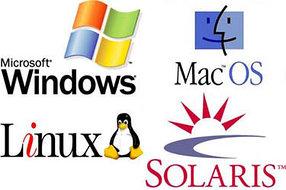 Установка серверных ОС Linux, Win Server, Solaris