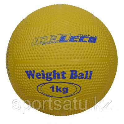 Мяч медицинбол (Вейтбол) 1 кг Россия
