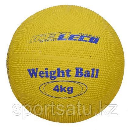 Мяч медицинбол (Вейтбол) 4 кг Россия