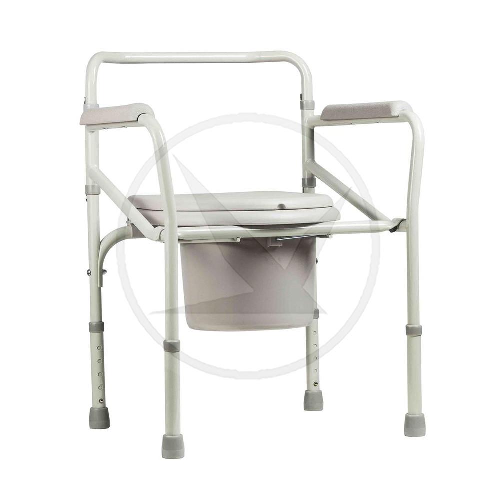 Стул инвалидный H023B (с сан. оснащ.)