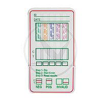 Тест-кассета наркотест на 6 наркотических веществ, фото 1
