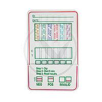 Тест-кассета наркотест на 12 наркотических веществ, фото 1