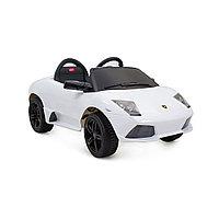 Электромобиль детский Rastar Lamborghini, Цвет: Белый, Упаковка: Коробка, (81300W)