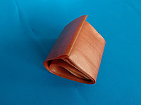 Фиброузная колбасная оболочка Walsroder Вальсродер FRO (легкосъёмная), цвет Амбер, калибр 55мм, длина 3,5м