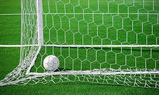 Футбольные ворота и сетка