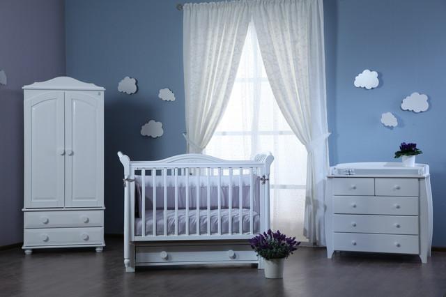 Детские кроватки Лель — Кубаньлесстрой