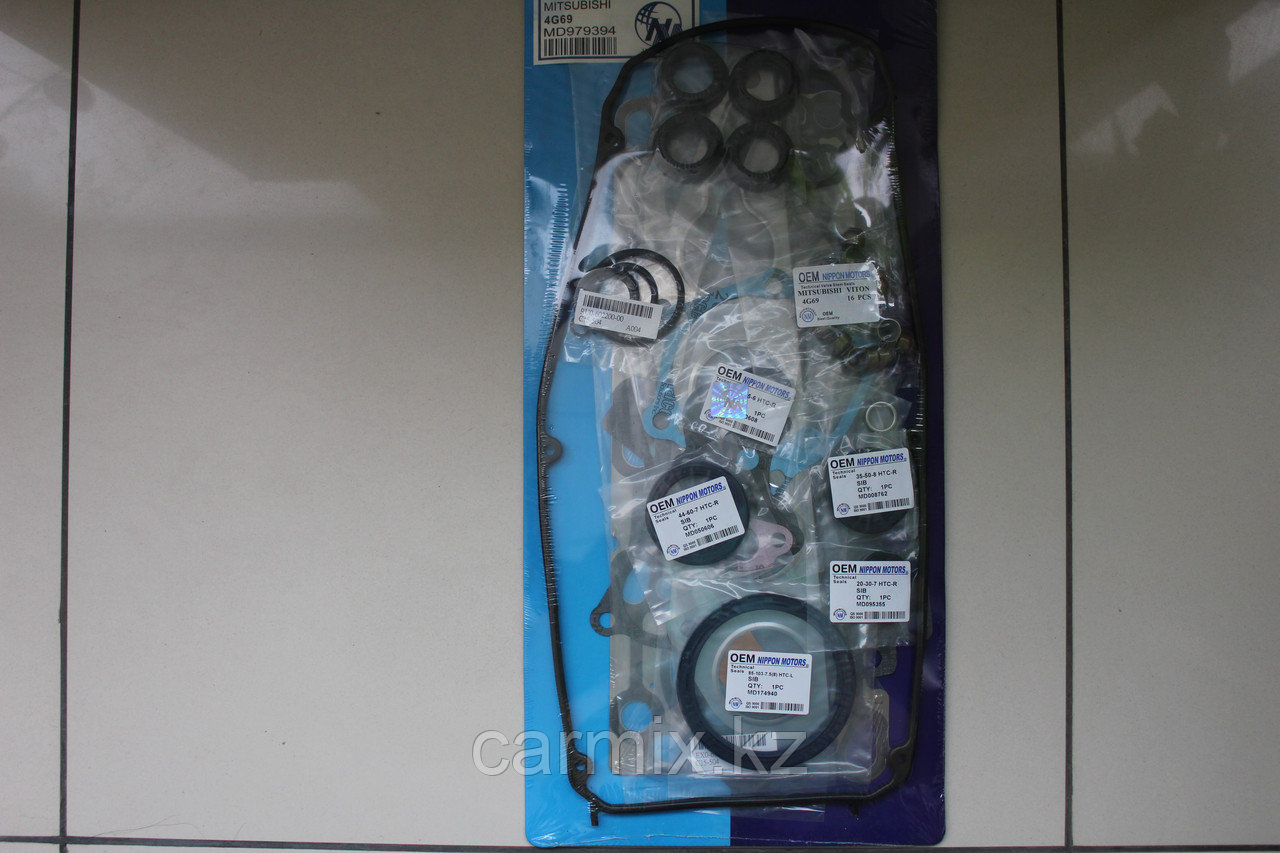 Ремкомплект двигателя MITSUBISHI OUTLANDER CU5W, GRANDIS NA4W, GALANT DJ1A