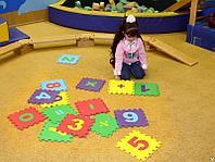 Коврик-пазл детский «Математика», фото 1