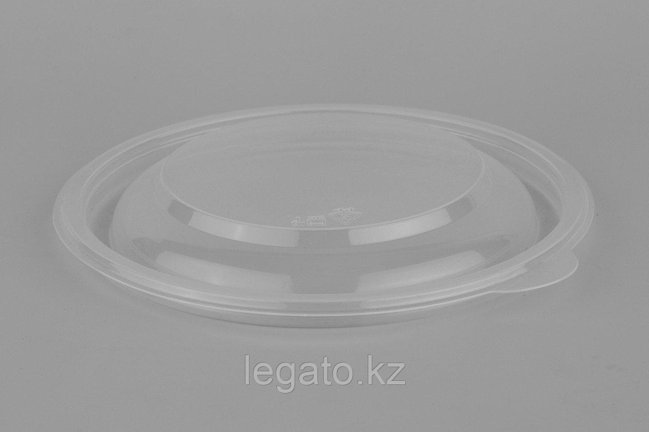 Крышка К-144К ПП прозрачная 300шт кор/50шт уп