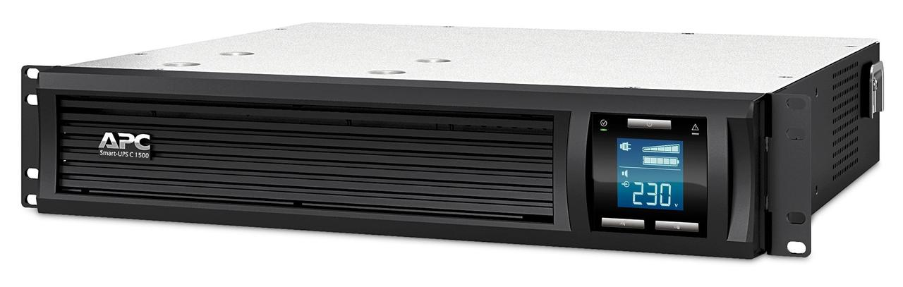 SMC1500I-2U APC Smart-UPS C 1500VA 2U Rack mountable LCD 230V