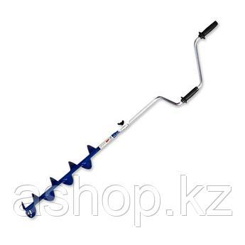 Ледобур складной Mora Ice Spiralen 150, Диаметр: 150 мм, Толщина льда: 950 мм, Цвет: Синий, Упаковка: Рознична