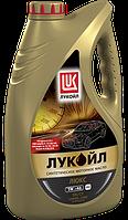Масло Лукойл Люкс полусинтетическое 5W40 SL/CF