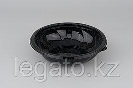 Емкость СпК-190-1000мл 189*64,5мм черная(300шт кор/75шт уп)