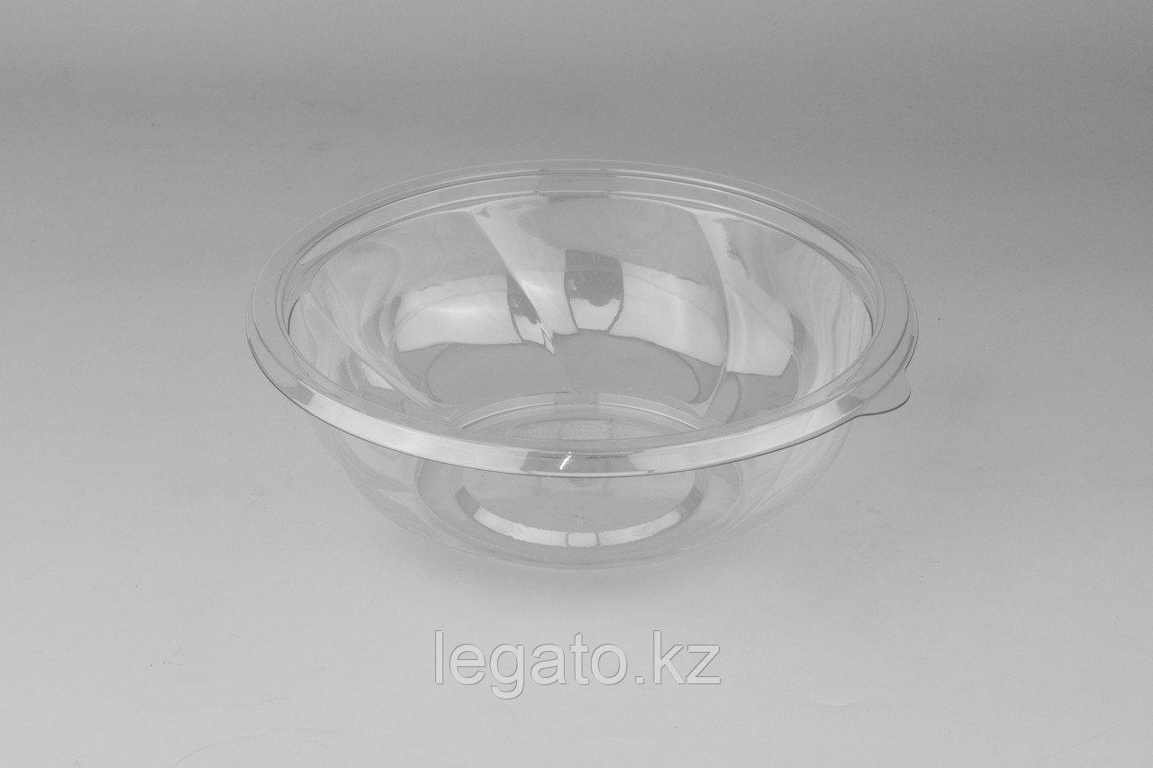 Емкость СпК-190-750мл 189*54,5мм прозрачная  (И) (300шт кор/75шт уп)