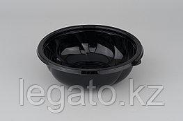 Емкость СпК-190-750мл 189*54,5мм черная (И) (300шт кор/75шт уп)