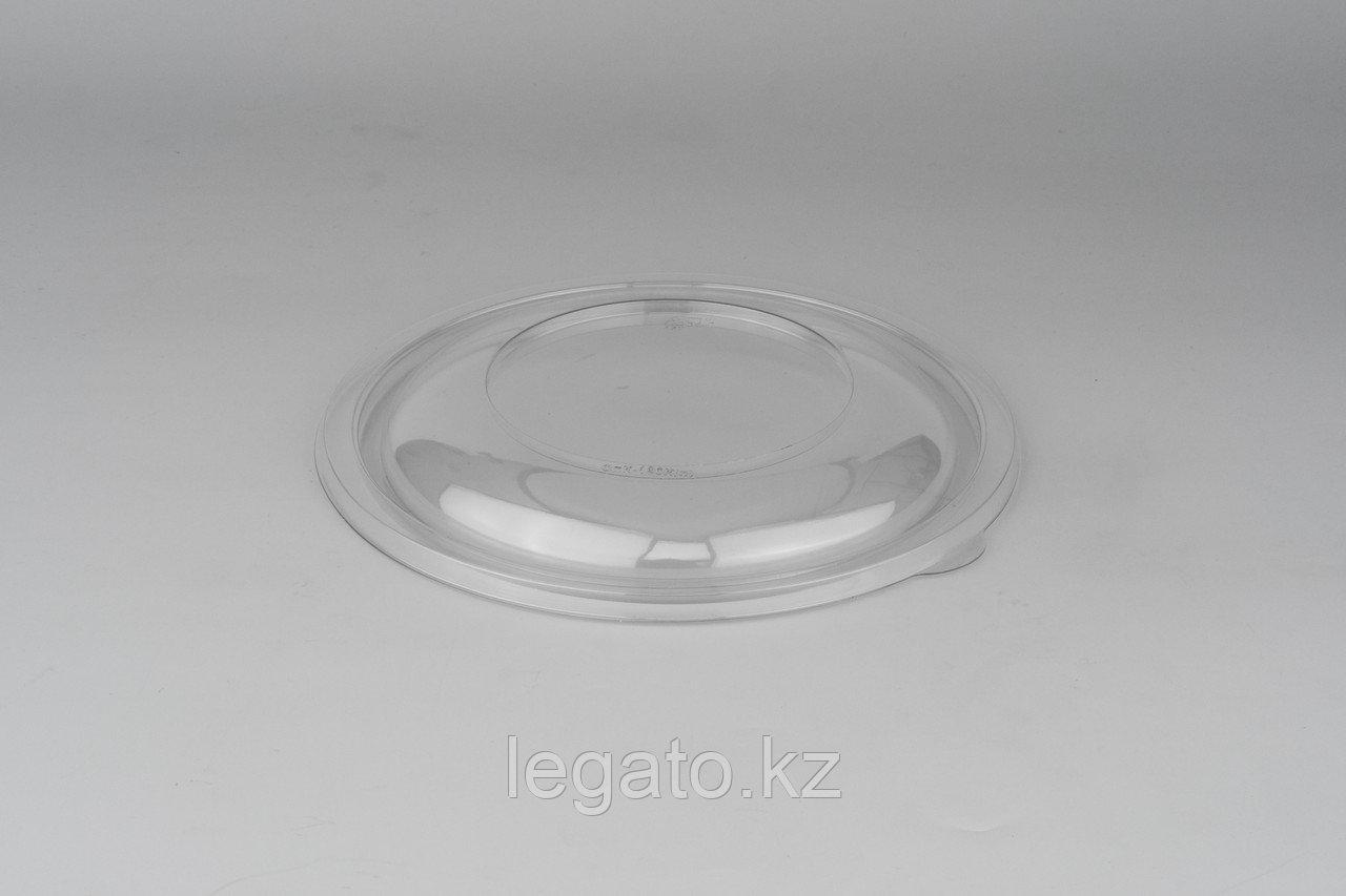 Крышка СпК-190 190*38мм прозрачная (И)300шт кор/75шт уп к Арт: 100591 и 6716