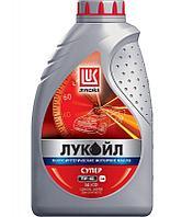 Масло Лукойл Супер полусинтетическое 5W40 SG/CD
