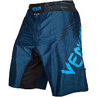 Шорты MMA Venum Nightcrawler - Navy Blue, фото 1