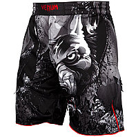Шорты для MMA Venum Werewolf Fightshorts Black