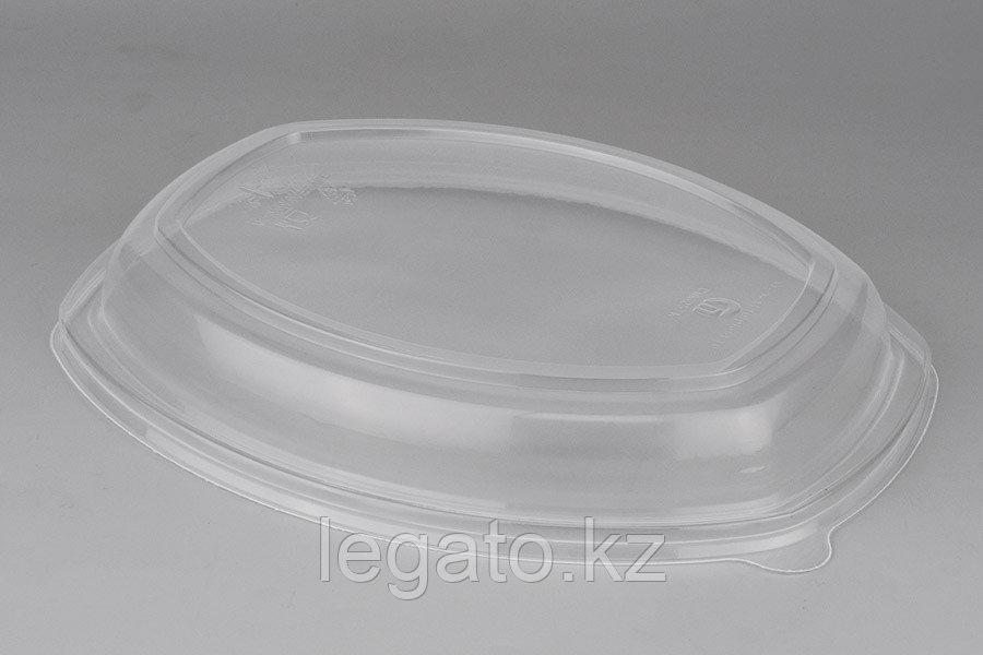 Крышка к Ланч-боксу СпК-257К 257*202*35мм прозрачная