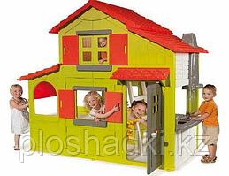 Детский игровой домик двухэтажный Франция