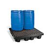 Плаcтиковый поддон для 4-х бочек NewPig® PAK210-WD , фото 2