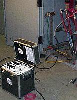 Отыскание места повреждения кабелей и их восстановление