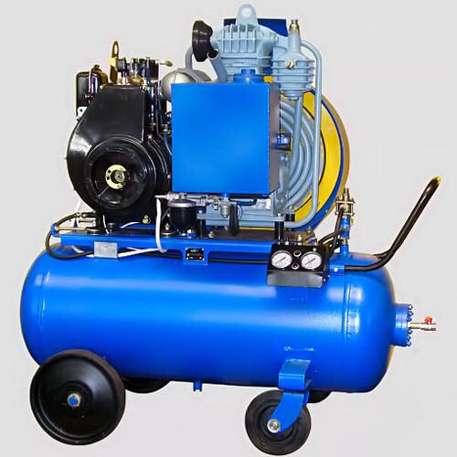 Поршневой компрессор КД9