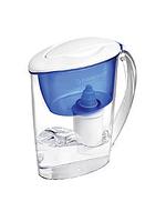 Фильтр для воды Барьер Экстра индиго кувшин 2,0л,воронка 1,1л