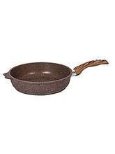Сковорода Гранит brown 22806 22см