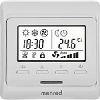 Пульт для тепл. пола MENRED E 91.716 Программируемый
