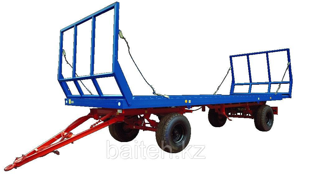 Прицеп- рулоновоз тракторный ПРТ-8