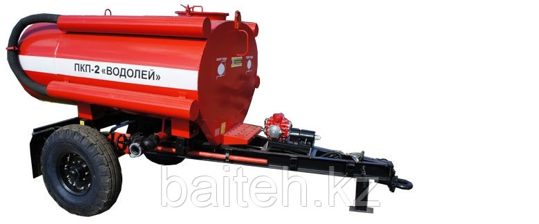 Прицеп-комплекс тракторный для полива ПКП-2 Водолей на шасси 1ПТС-2