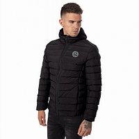 Зимняя спортивная куртка BUTZ черная L