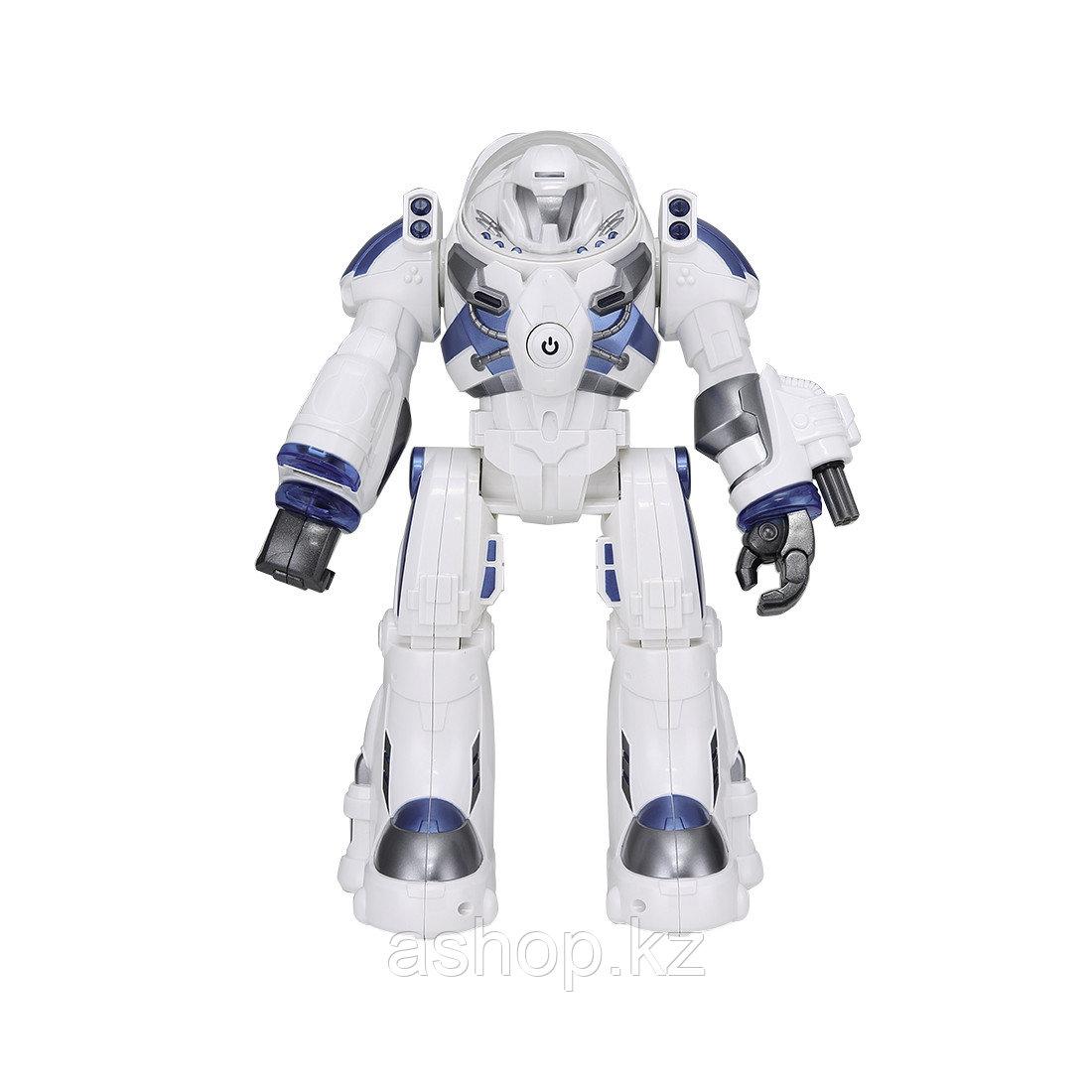 Робот радиоуправляемый Rastar Robot, Управление: Пульт дистанционного управления - 2,4ГГц, Цвет: Белый, (76900