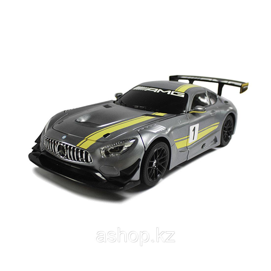 Игрушка трансформер Rastar Mercedes-Benz GT3, Управление: Пульт дистанционного управления - 2,4ГГц, Трансформа - фото 1