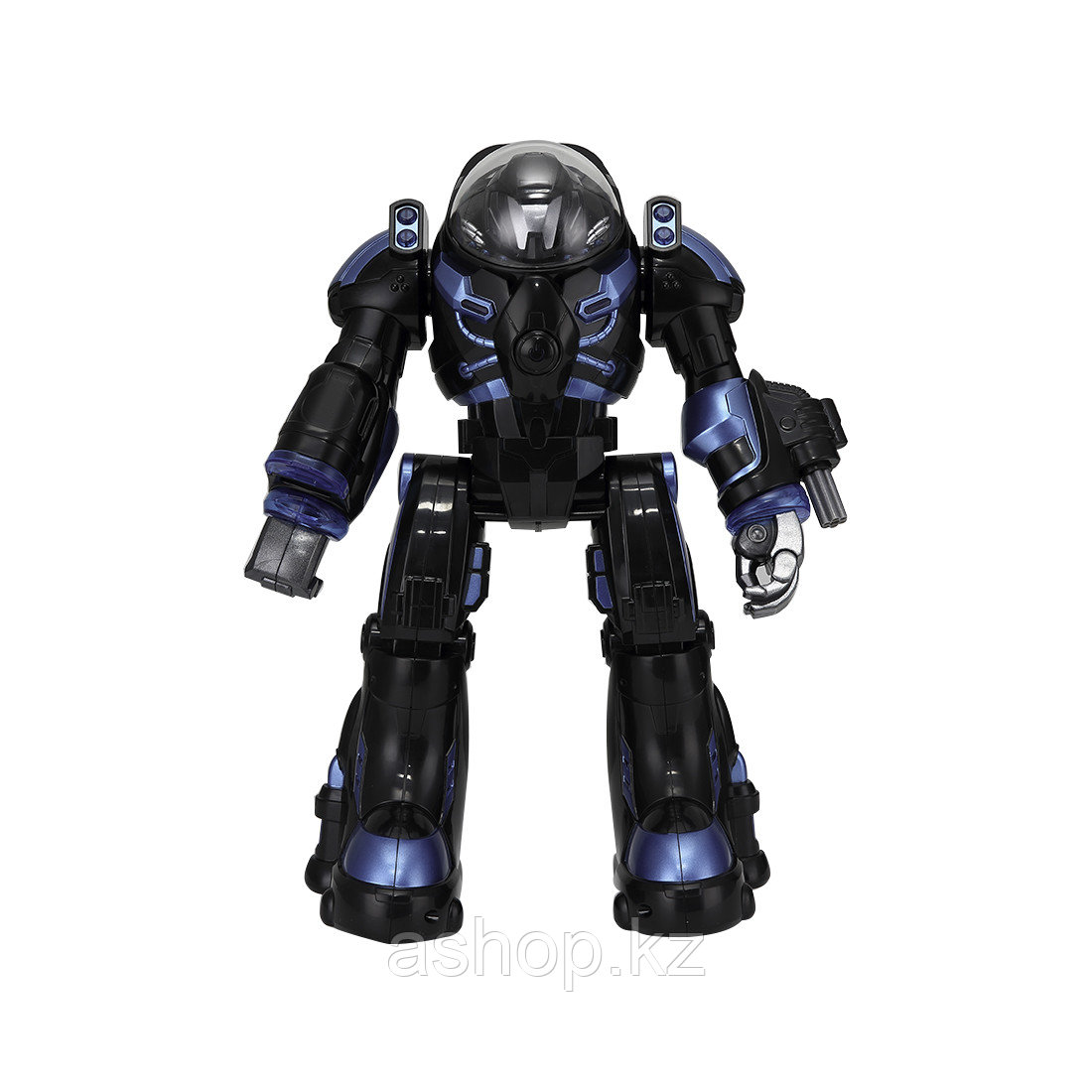 Робот радиоуправляемый Rastar Robot, Управление: Пульт дистанционного управления - 2,4ГГц, Цвет: Чёрный, (7690