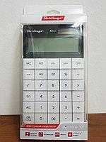 """Калькулятор настольный Berlingo """"Power TX"""", 12 разр., двойное питание, 165*105*13мм, белый, фото 2"""