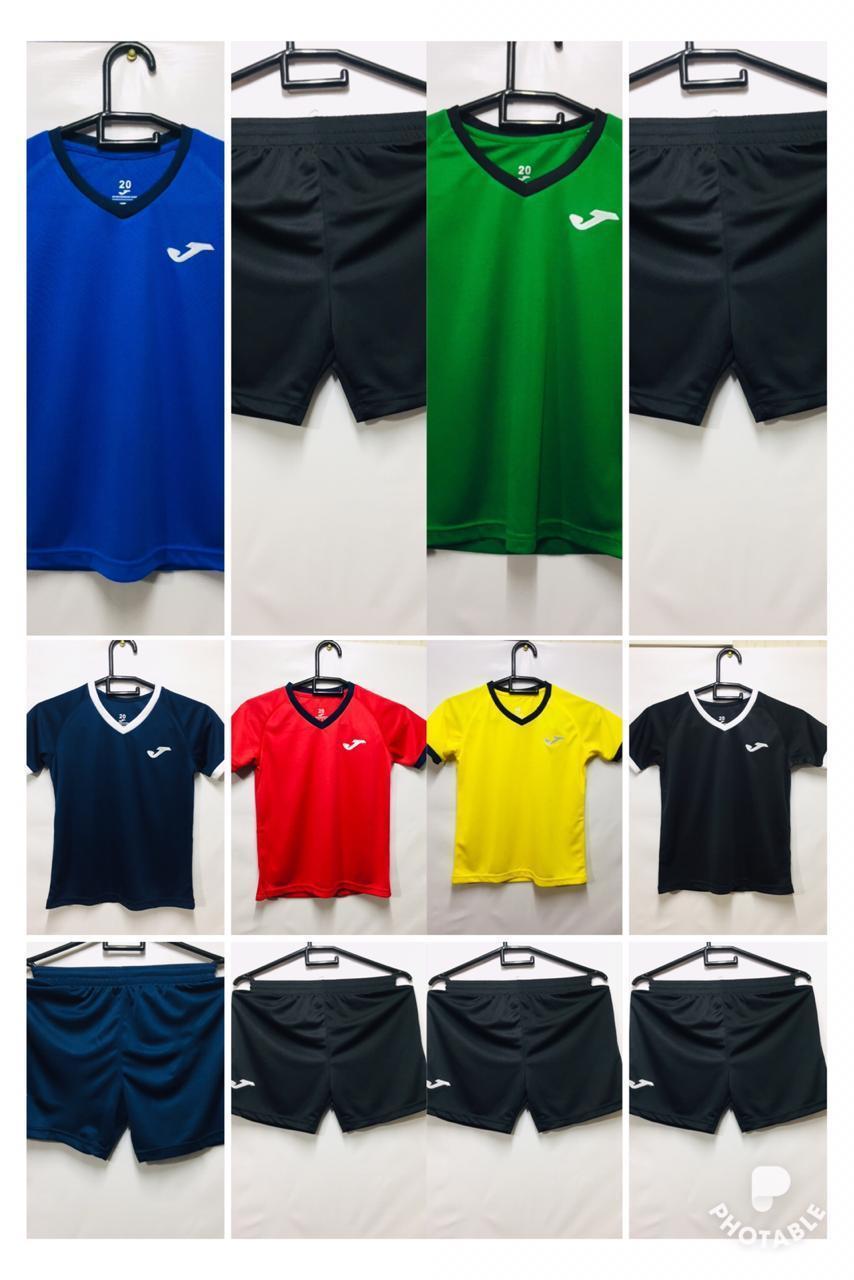 Футбольная форма-оригинал (Нейтральная) JOMA - фото 6