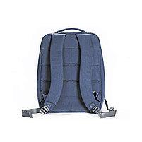 Рюкзак для ноутбука Xiaomi Mi City (Urban) Backpack Тёмно-Синий, фото 3