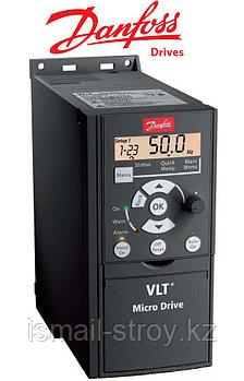 Преобразователь частоты  VLT Micro Drive FC 51,132F0003, 0.75 кВт