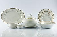 Сервиз столовый 6 персон 25 предметов SAPHYR 25954 (Thun, Чехия)