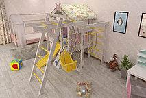 Игровой комплекс-кровать Савушка Baby-2