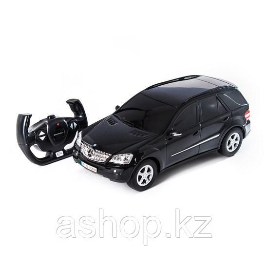 Радиоуправляемая модель автомобиль Rastar Mercedes-Benz ML CLASS, 1:14, Управление: Джойстик, Материал: Пласти