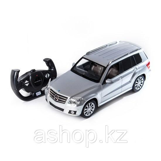 Радиоуправляемая модель автомобиль Rastar Mercedes-Benz GLK, 1:14, Управление: Джойстик, Материал: Пластик, Цв